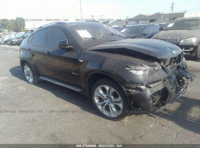 2011 BMW X6 XDRIVE50I