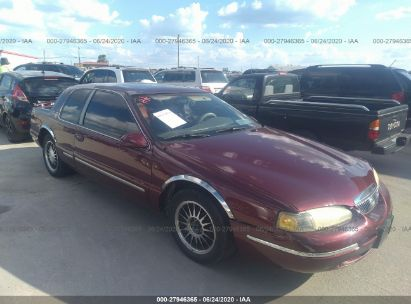 1997 MERCURY COUGAR XR7/30TH ANNIVERSARY