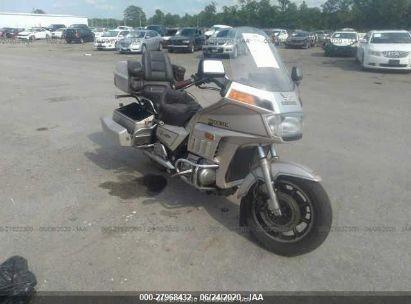 1987 HONDA GL1200 I