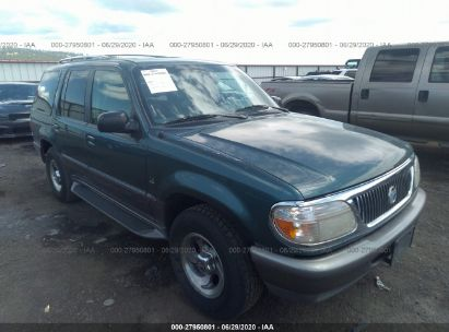 1997 MERCURY MOUNTAINEER