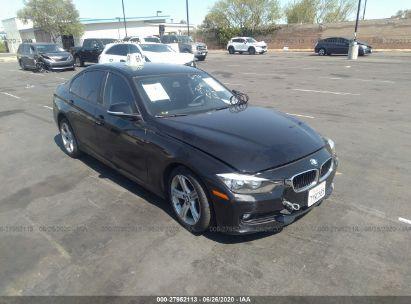 2014 BMW 320 I/XDRIVE