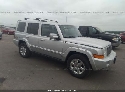2007 JEEP COMMANDER OVERLAND