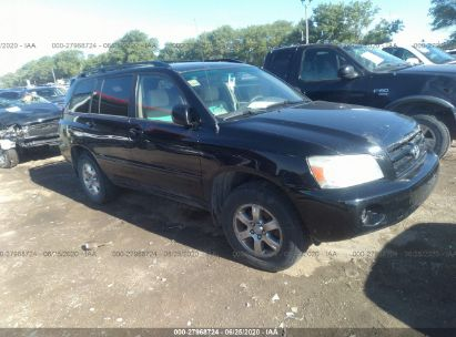 2005 TOYOTA HIGHLANDER LIMITED