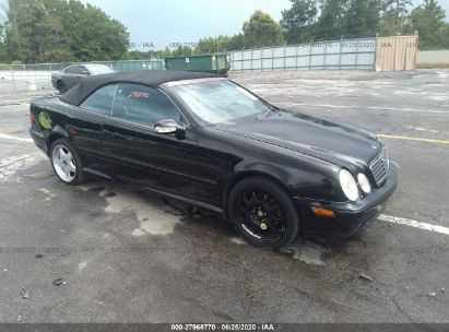 2000 MERCEDES-BENZ CLK 430