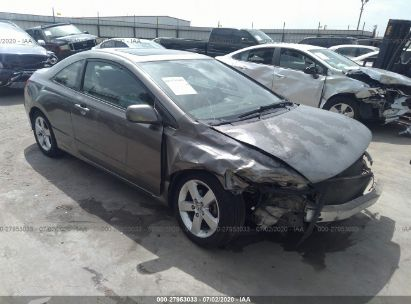 2008 HONDA CIVIC CPE EXL