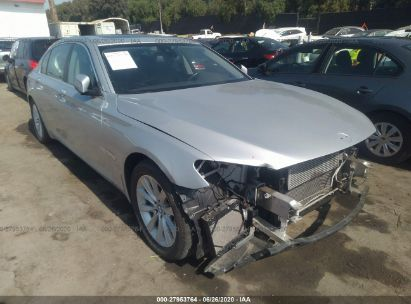 2015 BMW 7 SERIES LI/HYBRID