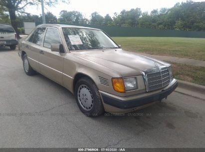 1990 MERCEDES-BENZ 300 D