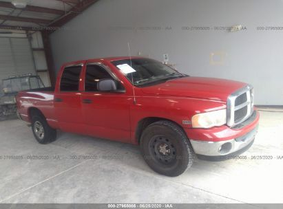 2003 DODGE RAM 1500 ST/SLT