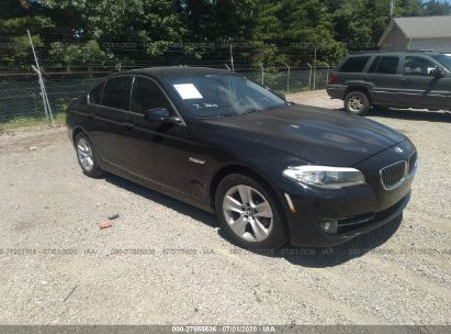 2013 BMW 5 SERIES XI
