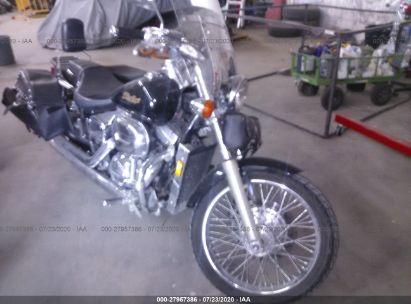 2005 HONDA VT750 C