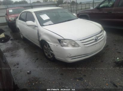 2007 TOYOTA AVALON XL/XLS/TOURING/LIMITED