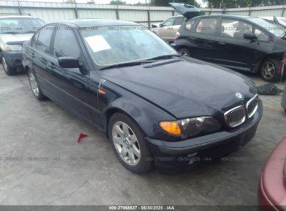 2002 BMW 325 I
