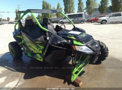 2016 ARCTIC CAT WILDCAT X 1000 LIMIT