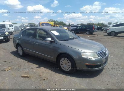 2006 VOLKSWAGEN PASSAT 2.0T/2.0T VALUE