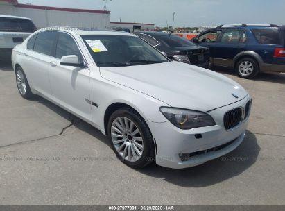 2012 BMW ALPINA B7 LI
