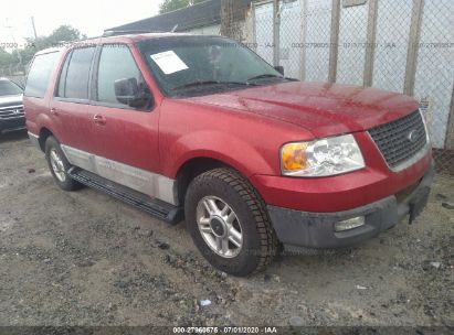 2003 FORD EXPEDITION XLT
