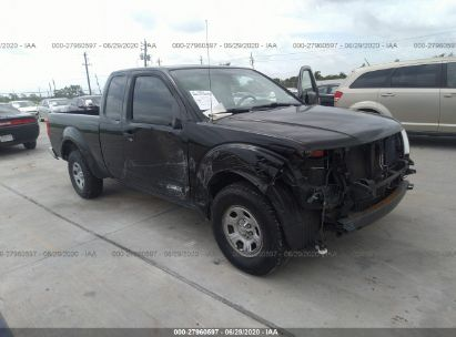 2009 NISSAN FRONTIER KING CAB XE/KING CAB SE