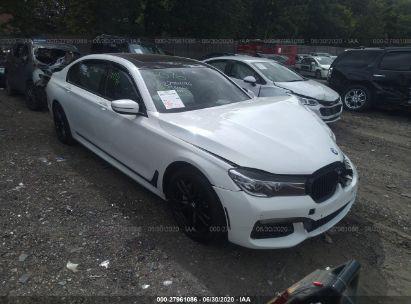 2019 BMW 740 XI