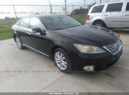 2012 LEXUS ES 350 350
