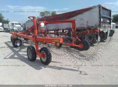 2012 KUHN SR600 SPEED RAKE