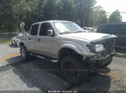 2002 TOYOTA TACOMA DOUBLE CAB PRERUNNER