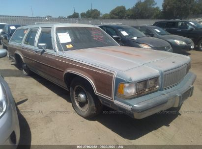 1988 MERCURY MARQUIS COLONY PARK GS