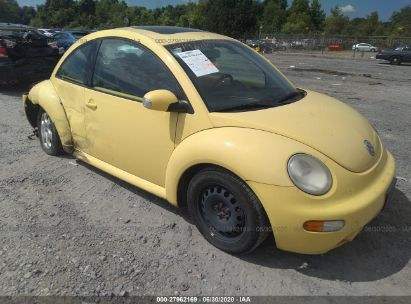 2003 VOLKSWAGEN NEW BEETLE COUPE GLS