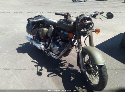 2011 ROYAL ENFIELD MOTORS BULLET