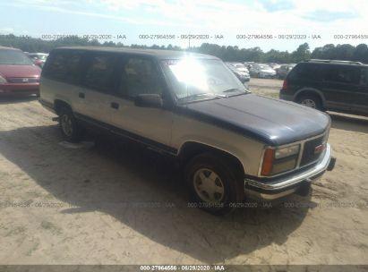 1993 GMC SUBURBAN C1500