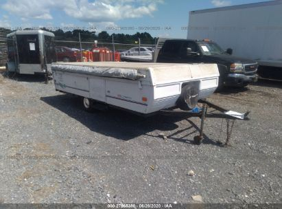 1995 COLEMAN 17FT POP TRAILER