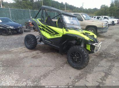 2020 HONDA SXS1000 S2R