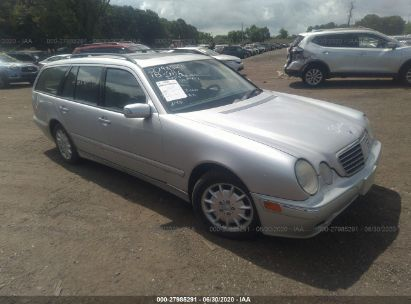 2001 MERCEDES-BENZ E 320 4MATIC