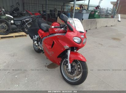 2001 TRIUMPH MOTORCYCLE SPRINT ST