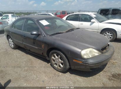 2002 MERCURY SABLE GS/GS PLUS