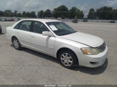 2000 TOYOTA AVALON XL/XLS