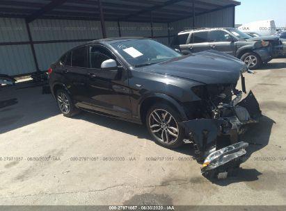 2017 BMW X4 XDRIVEM40I