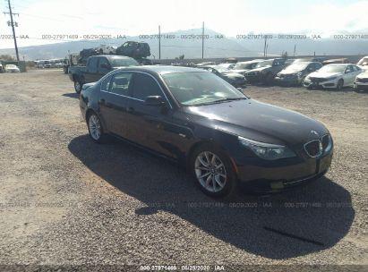 2008 BMW 5 SERIES I