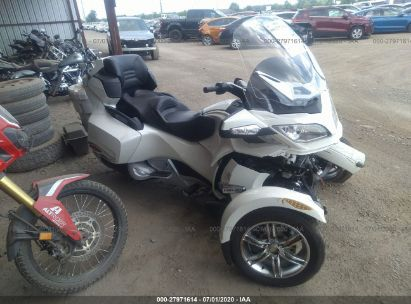 2011 CAN-AM SPYDER ROADSTER RT-LTD