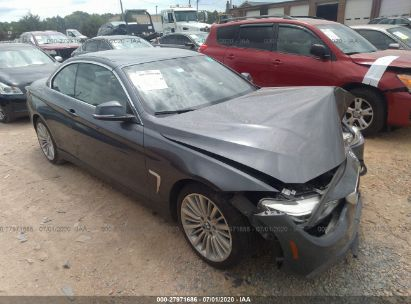 2016 BMW 428 I/SULEV
