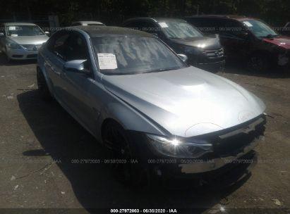 2017 BMW M3