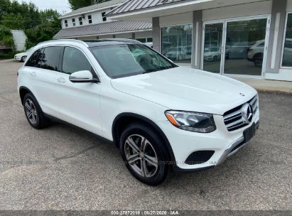 2016 MERCEDES-BENZ GLC 300 4MATIC