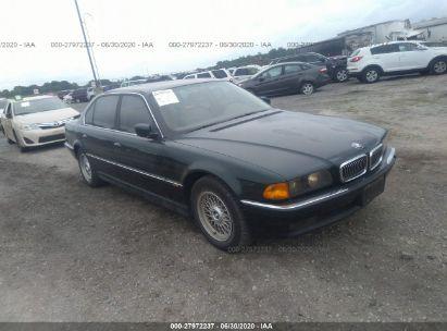 1997 BMW 740 IL