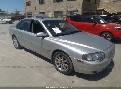 2002 VOLVO S80 T6 TURBO