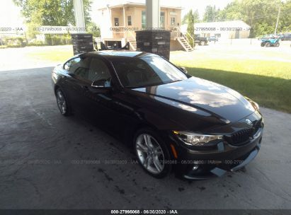 2019 BMW 430XI GRAN COUPE