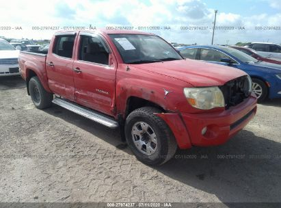 2008 TOYOTA TACOMA DOUBLE CAB PRERUNNER