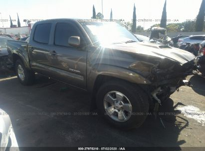 2009 TOYOTA TACOMA DOUBLE CAB PRERUNNER