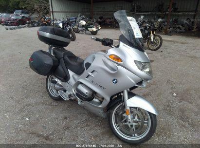 2002 BMW R1150 RT