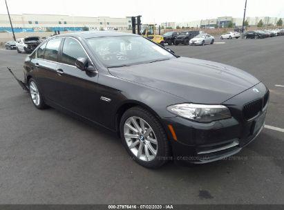 2014 BMW 5 SERIES D