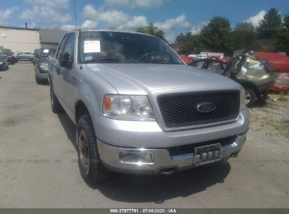 2004 FORD F150