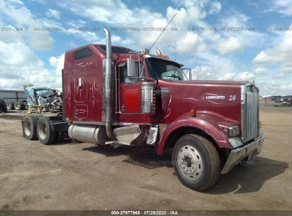 2000 KENWORTH CONSTRUCTION W900